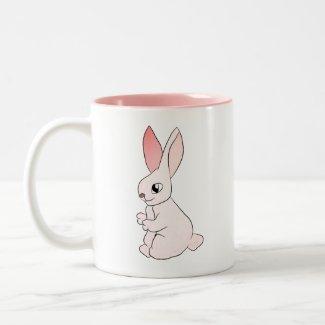 Happy Me Two-Tone Coffee Mug