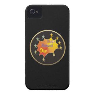 Happy Memorial Day Case-Mate iPhone 4 Cases