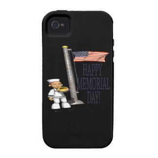 Happy Memorial Day Case-Mate iPhone 4 Covers