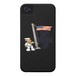Happy Memorial Day iPhone 4 Case