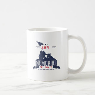 Happy Memorial Day Coffee Mug