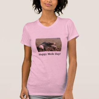 Happy Mole Day! T-Shirt
