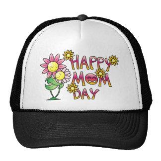 Happy Mom Day Shirts Trucker Hat