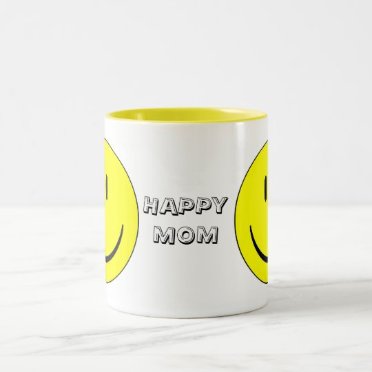 Happy Mom Mug