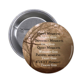 Happy Moments Praise God Quote Buttons