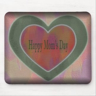 Happy Mom's Day Mouse Pad