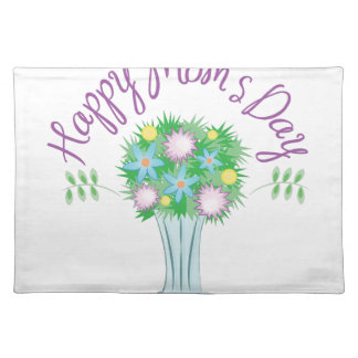 Happy Moms Day Placemat