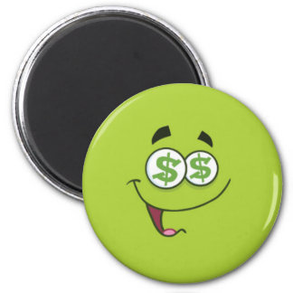 Happy Money Emoji Magnet