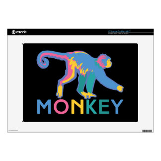 Happy Monkey Skins For Laptops