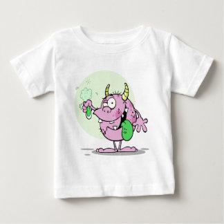 Happy Monster Creature Baby T-Shirt