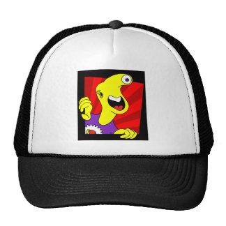 HAPPY MONSTER MESH HATS