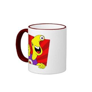 HAPPY MONSTER mug