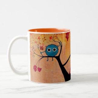 happy monsters mug