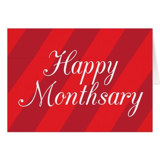 Happy monthsary zazzle happy monthsary m4hsunfo