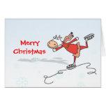 Happy Moo year Greeting Card