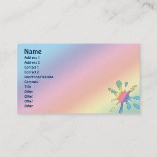 Mood business cards zazzle happy mood business card colourmoves