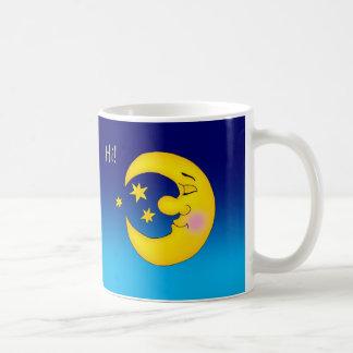Happy moon - Mug