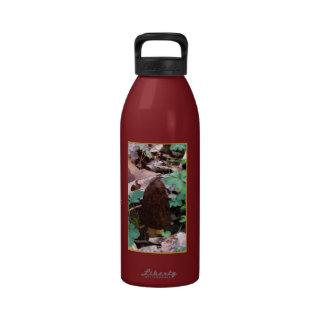 Happy Morel Hunting Liberty Bottle Drinking Bottle