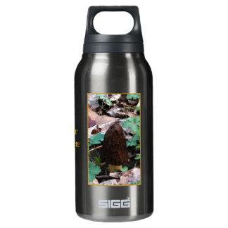 Happy Morel Hunting Liberty Bottle 10 Oz Insulated SIGG Thermos Water Bottle
