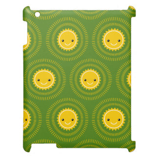 Happy Morning Pattern Art (Exclusive) Case For The iPad 2 3 4