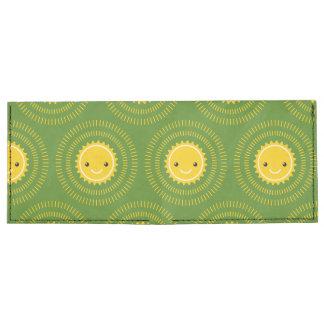 Happy Morning Pattern Art (Exclusive) Tyvek Wallet
