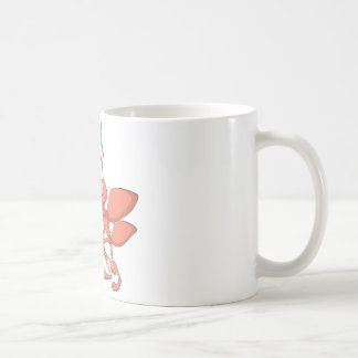 Happy Mother and Child Ant Playing Coffee Mug