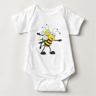 Happy Mother and Daughter Bee Having Fun T Shirt