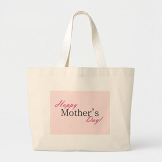 Happy mother day tote bag