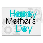 Happy Mother Day Card Flower 2