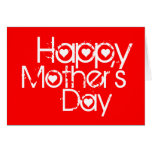 Happy Mother Day Card Heart 1