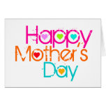 Happy Mother Day Card Heart 3