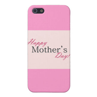 Happy mother day iPhone SE/5/5s cover