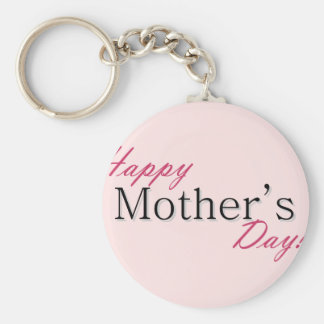 Happy mother day keychain