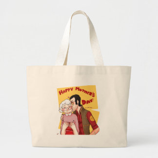 Happy Mother Day Series 3 Tote Bags