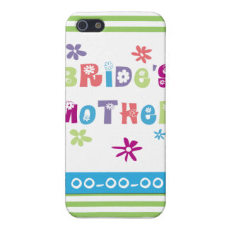 Happy Mother of the Bride Case For iPhone SE/5/5s