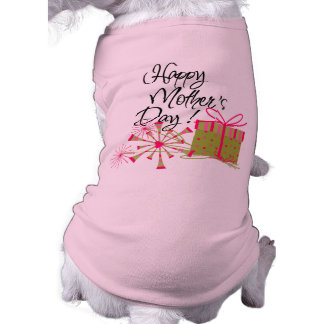 Happy Mother s Day Dog t-shirt