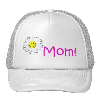 Happy Mother s Day Greatest Mom Mesh Hats