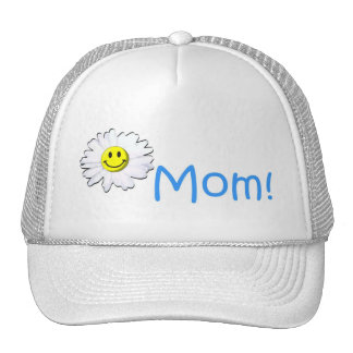 Happy Mother s Day Greatest Mom Mesh Hat