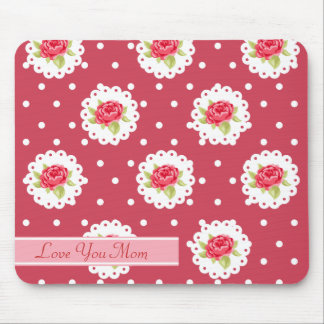 Happy Mother s Day Roses Mousepad