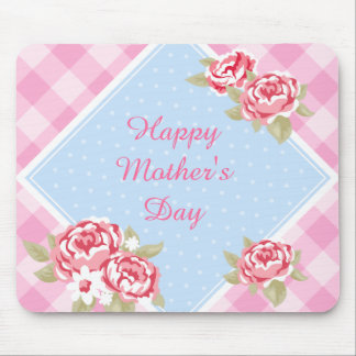 Happy Mother s Day Roses Mouse Pad