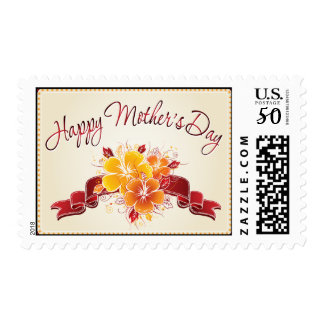 Happy Mother's Day 12 Postage