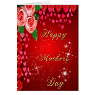 Happy Mother's Day # 1 Card