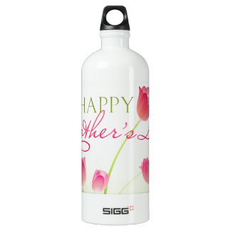 Happy Mothers Day 2013 Aluminum Water Bottle