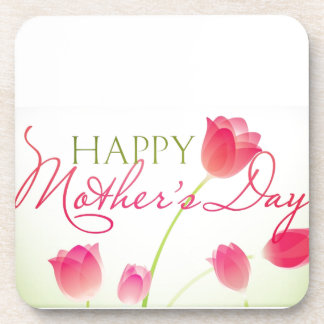 Happy Mothers Day 2013 Beverage Coaster