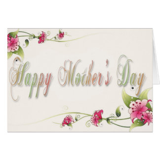 Happy Mother's Day # 2 Card
