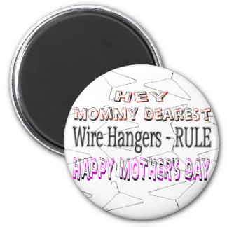 Happy Mother's Day 2 Inch Round Magnet