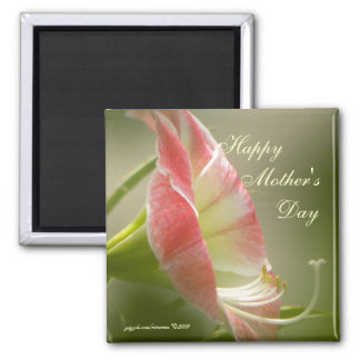 Happy Mother's Day/ 2 Inch Square Magnet
