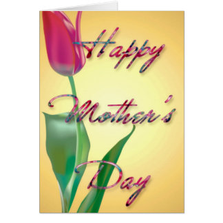 Happy Mother's Day # 3 Card