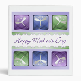 Happy Mother's Day (8) Binder