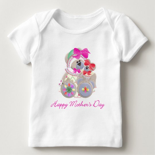 Happy Mother's Day (9) Baby T-Shirt